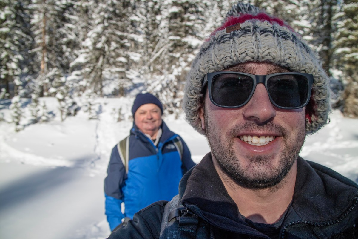 2018-02-19 Snow Shoeing 15
