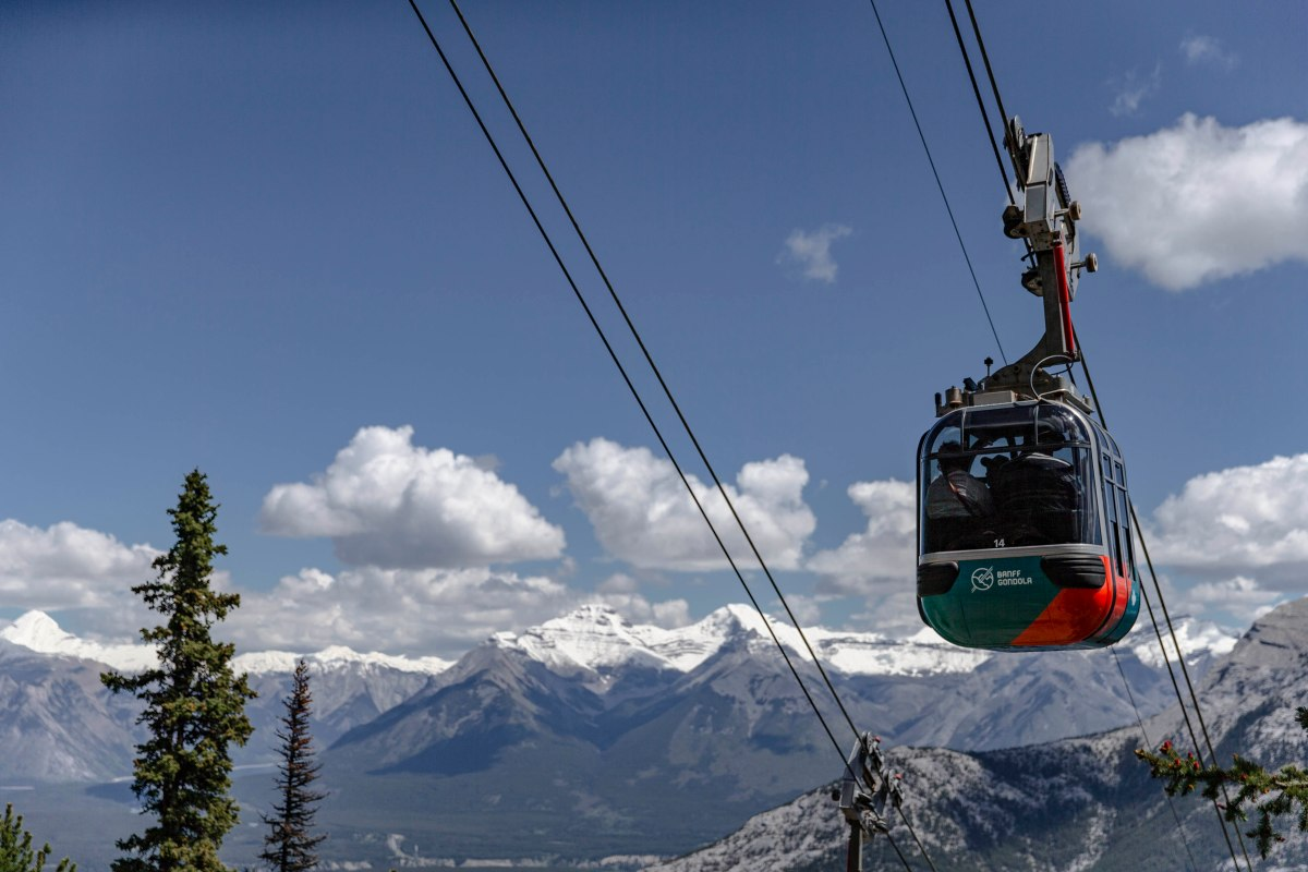 2018-06-17 Sulphur Mountain Hike 13