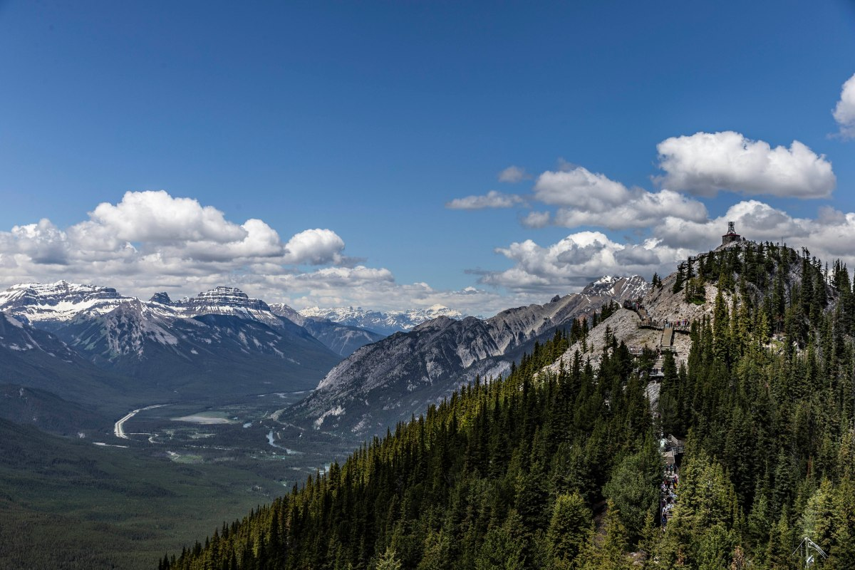 2018-06-17 Sulphur Mountain Hike 18
