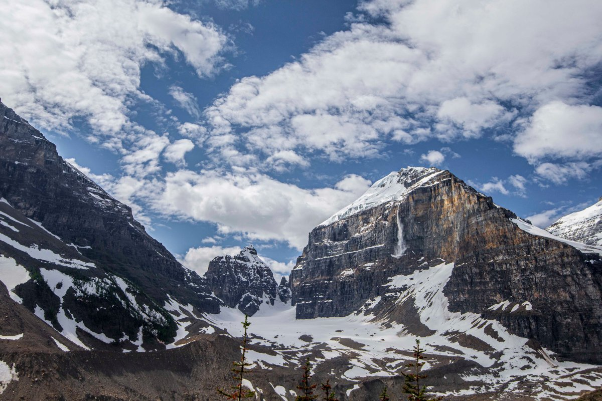 2019-06-22 Plains of Six Glaciers Hike 10