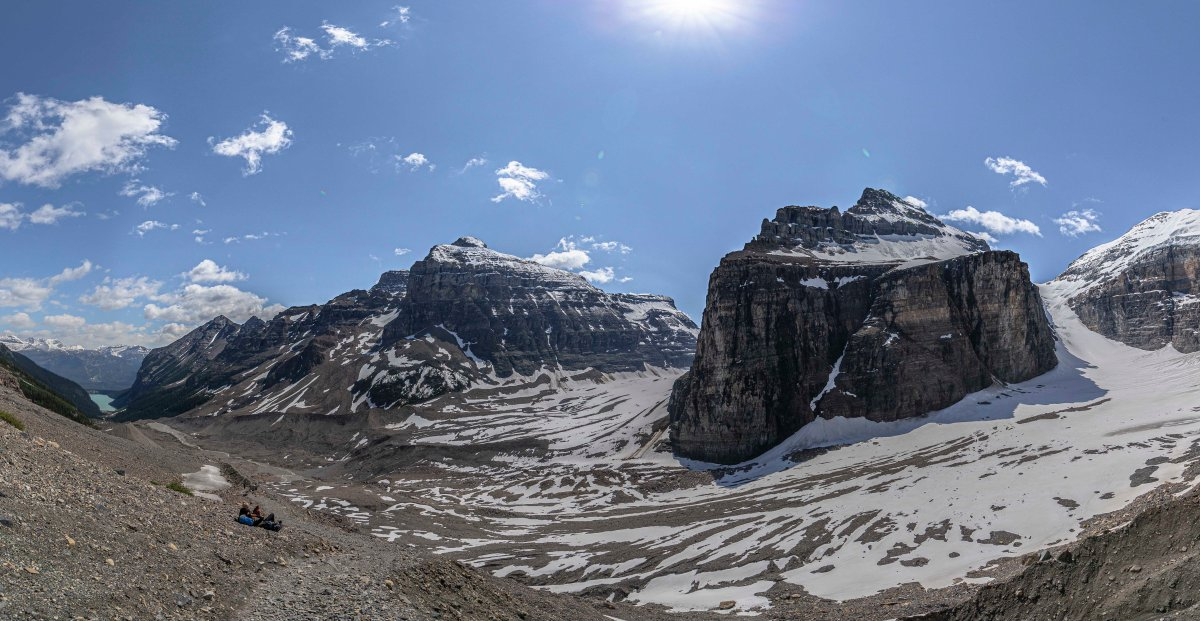 2019-06-22 Plains of Six Glaciers Hike 15