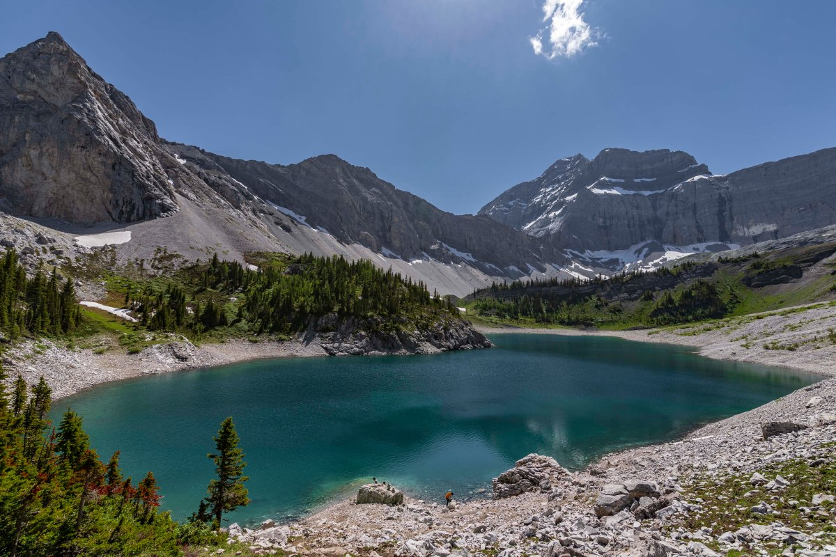 2019-07-21 Lillian Lake & Galatea Lakes Hike 08