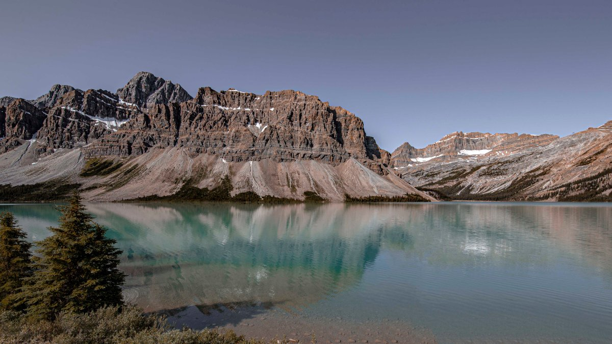 2019-07-29 Parker Ridge & Edith Cavell Hikes 04