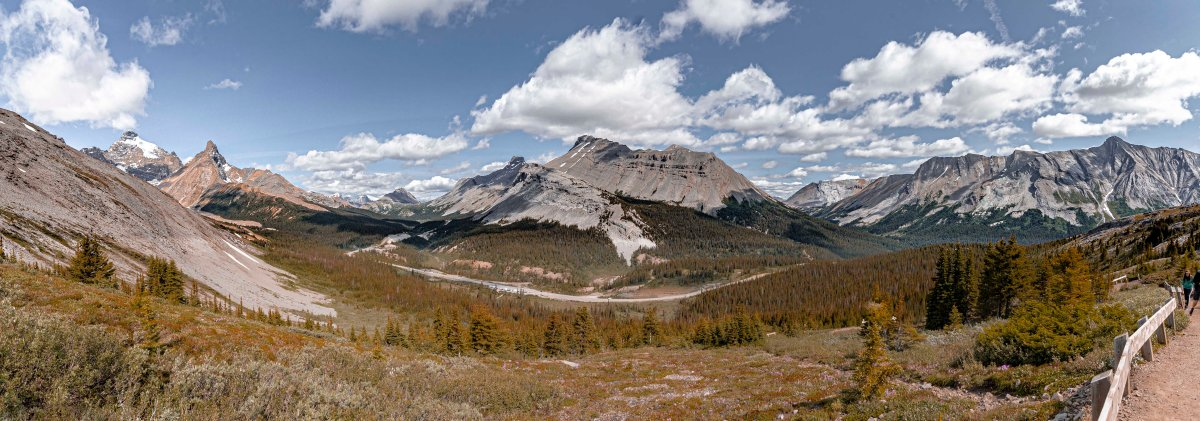 2019-07-29 Parker Ridge & Edith Cavell Hikes 07