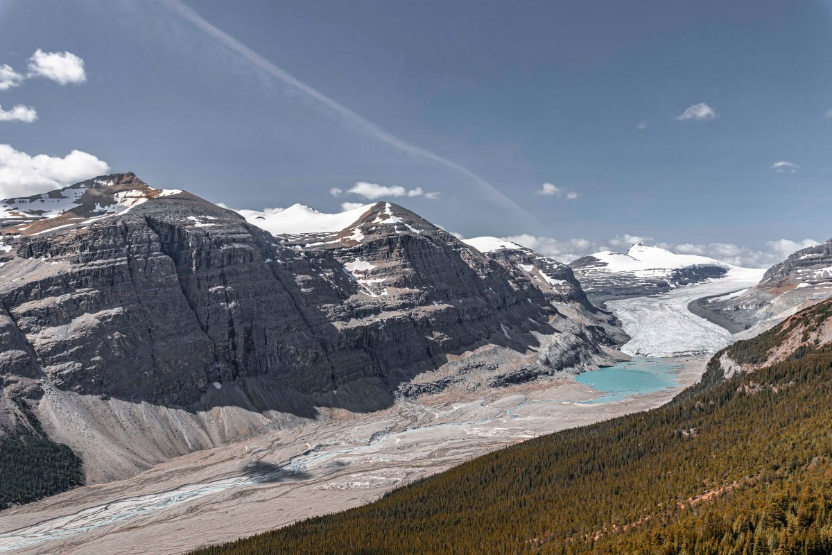 2019-07-29 Parker Ridge & Edith Cavell Hikes 10