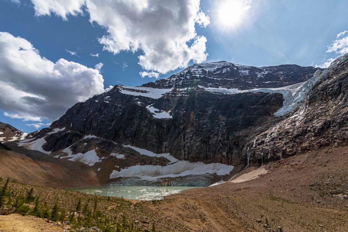 2019-07-29 Parker Ridge & Edith Cavell Hikes 14