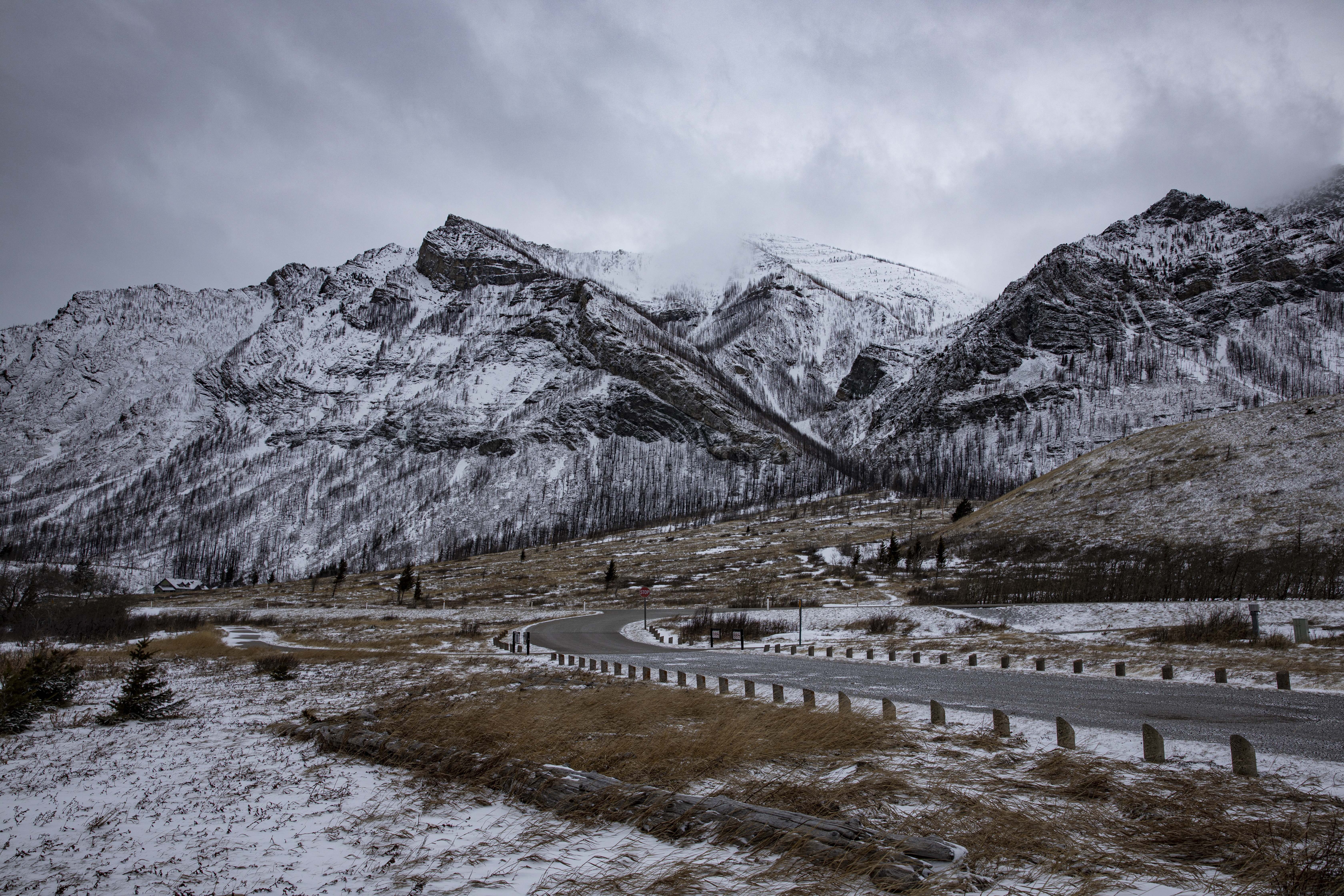 2019-12-29 Waterton Lakes National Park & Lundbreck Falls 29
