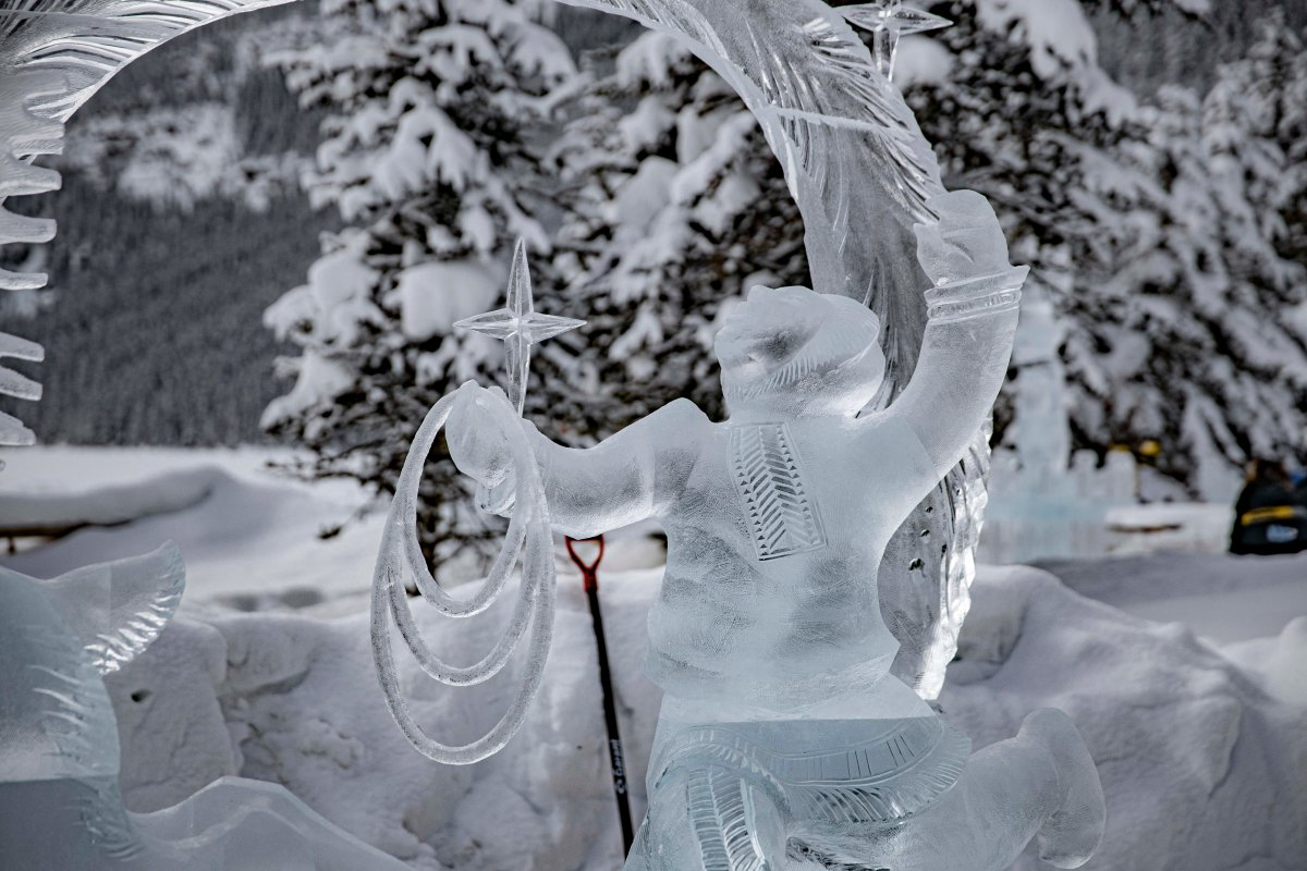 2020-01-17 Lake Louise Ice Sculptures 23