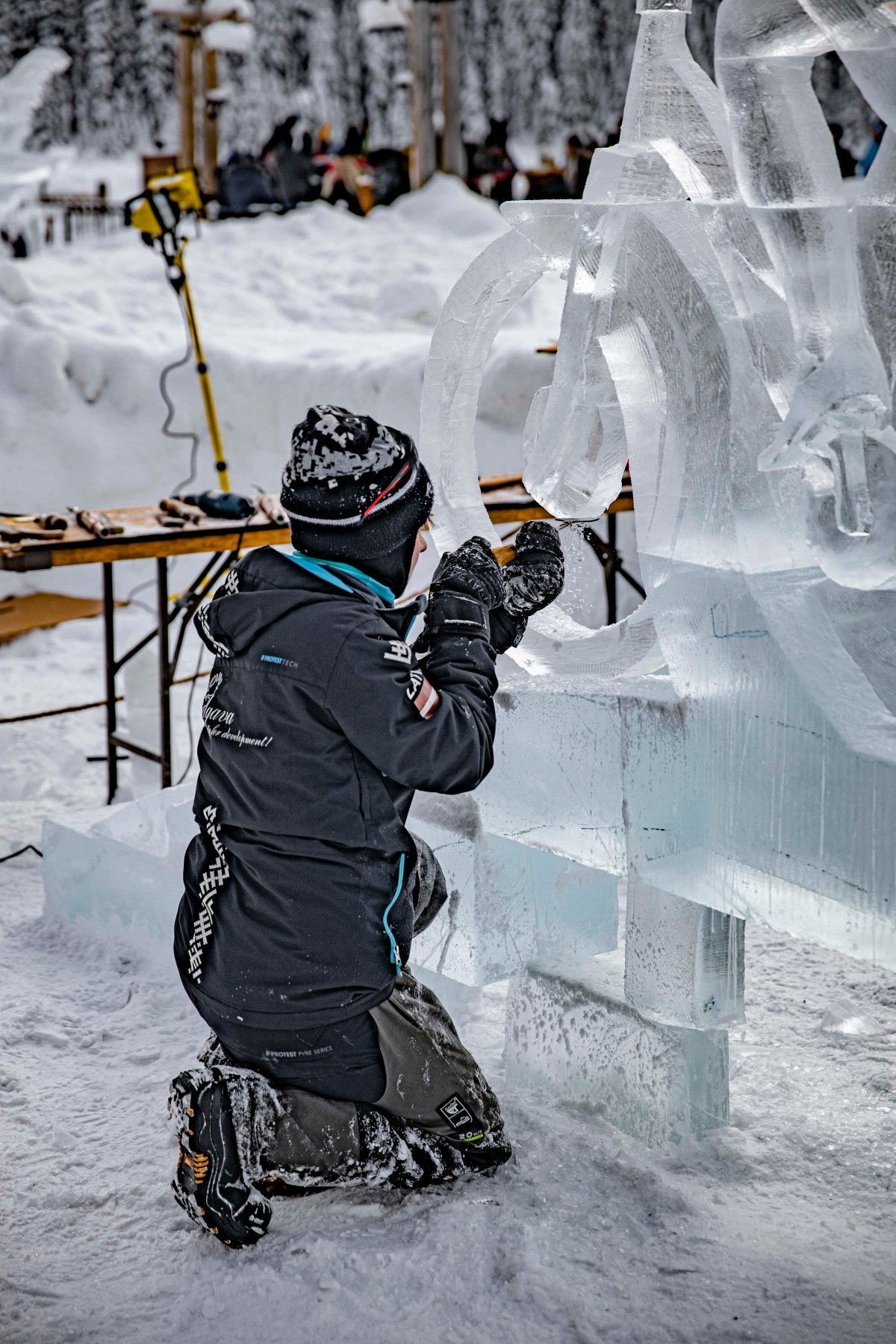 2020-01-17 Lake Louise Ice Sculptures 25