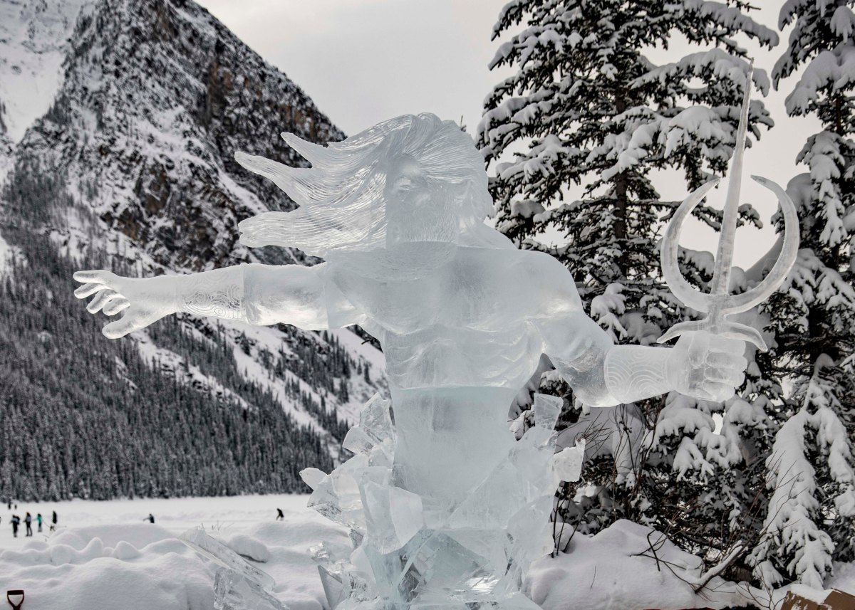 2020-01-17 Lake Louise Ice Sculptures 37