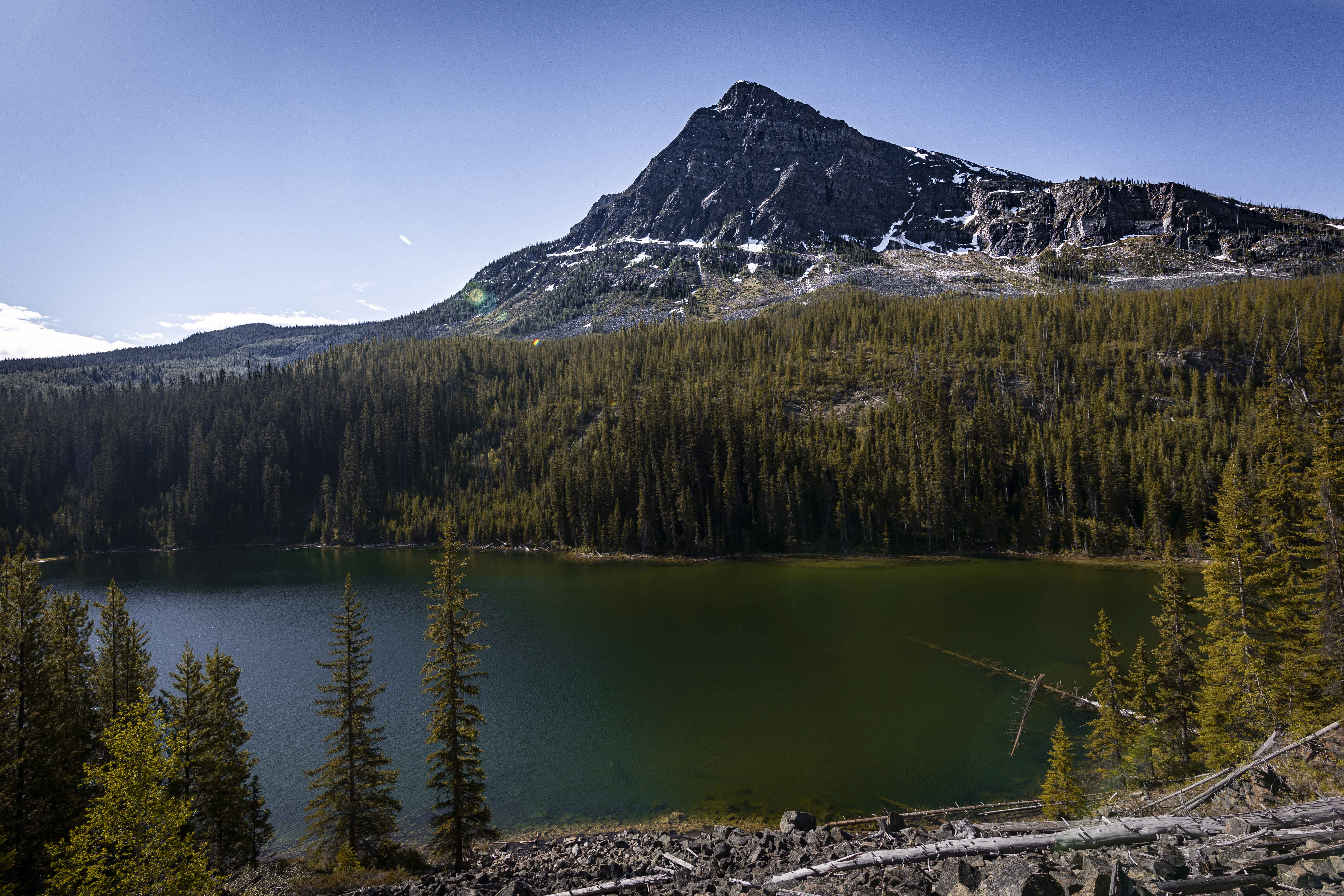 2020-06-19 Vista Lake & Arnica Lake Hike 3